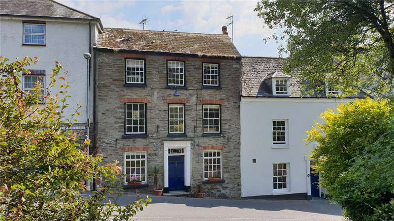 5 Bedrooms Town House for sale in Lostwithiel Street, Fowey, Cornwall, PL23