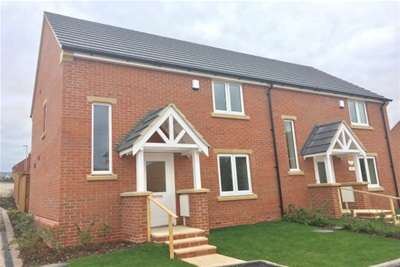 2 Bedrooms House for rent in Goodacre Road, Hathern, LE12 5NX
