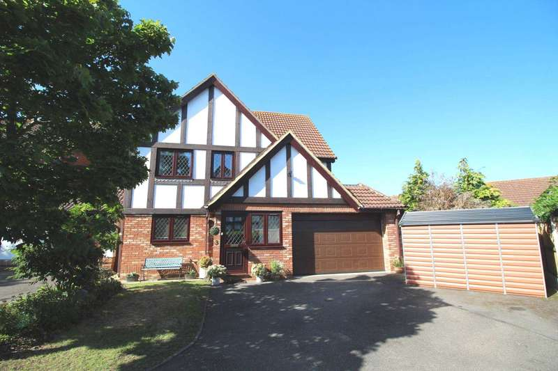 4 Bedrooms Detached House for sale in Doubleday Drive, Heybridge