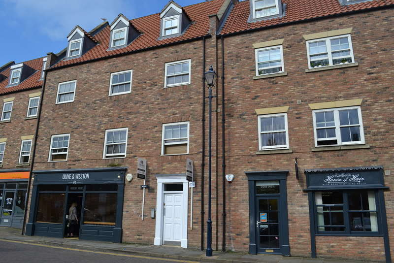 1 Bedroom Flat for sale in Woolsey House,Pump Square