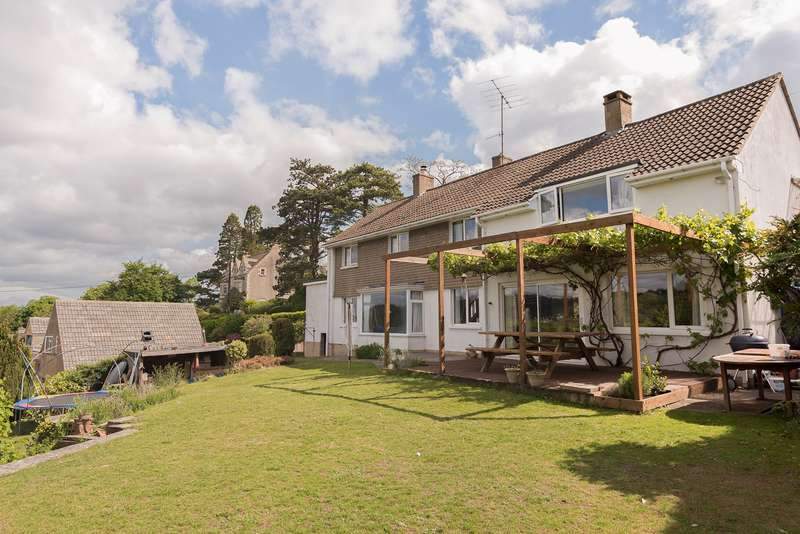 5 Bedrooms Detached House for sale in St Chloe, Amberley, Stroud, GL5