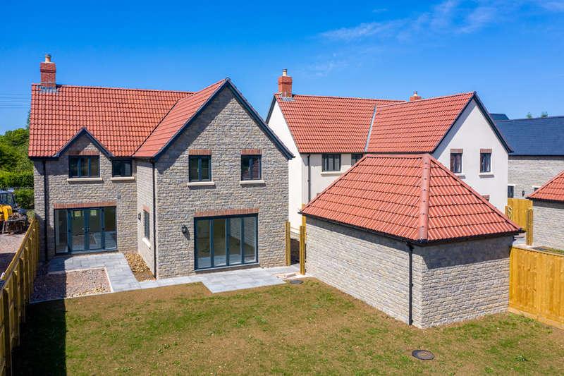 4 Bedrooms Detached House for sale in Barton Road, Keinton Mandeville