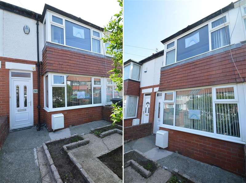 3 Bedrooms Terraced House for sale in Willowbank Avenue, Blackpool, FY4 3NB