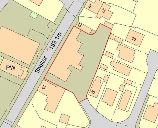 Commercial Property for sale in The Old Abattoir, High Street, Tibshelf