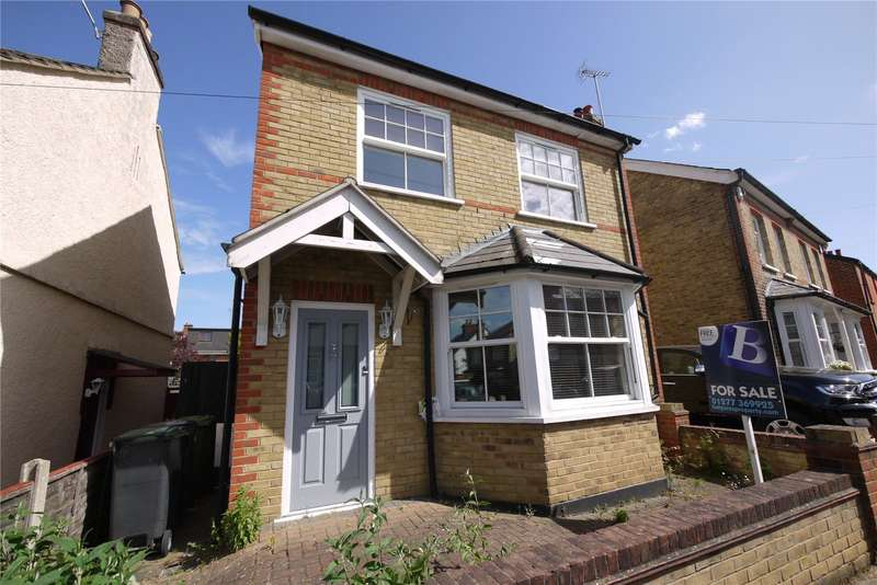 3 Bedrooms Detached House for sale in Cloverly Road, Ongar, Essex, CM5