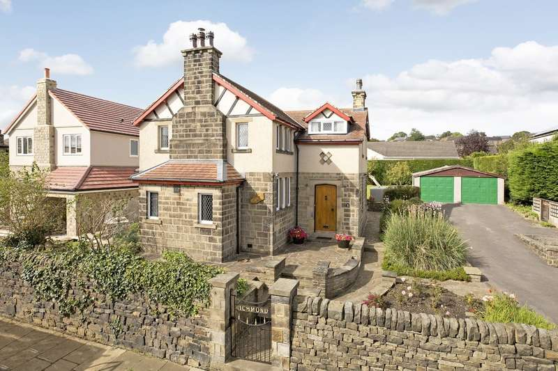 4 Bedrooms Detached House for sale in Purcell Drive, Silsden
