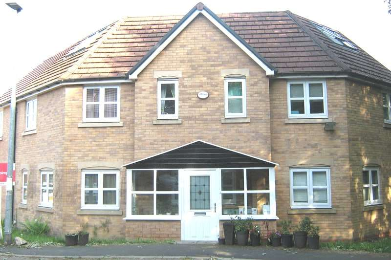 7 Bedrooms Detached House for sale in Christie Lane, Salford, Greater Manchester, M7
