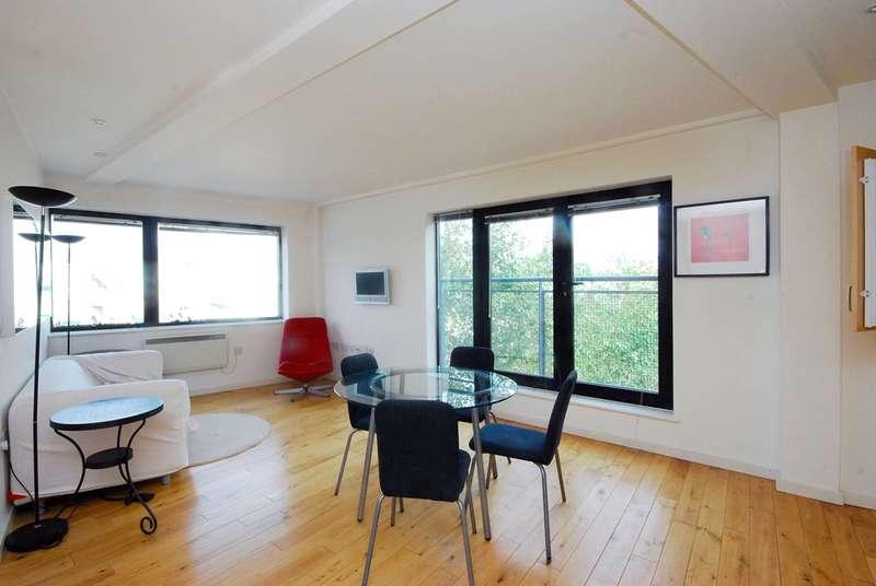2 Bedrooms Flat for sale in Rufford Street, King's Cross, N1