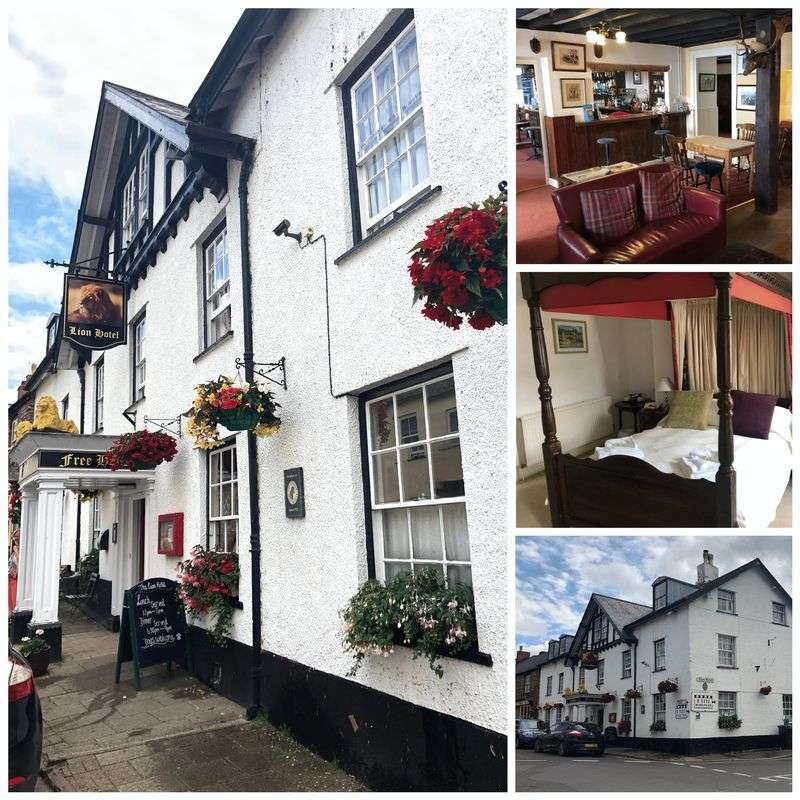 Property for sale in Dulverton
