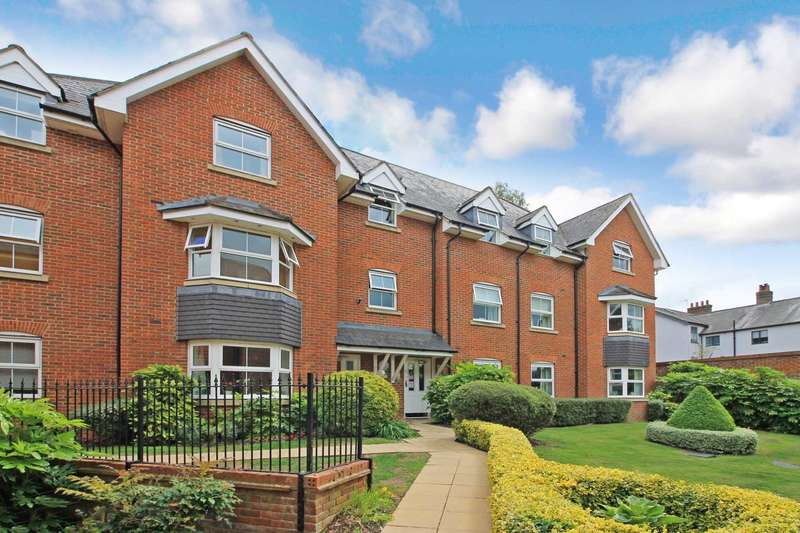 2 Bedrooms Apartment Flat for sale in Elliman Court, Tring