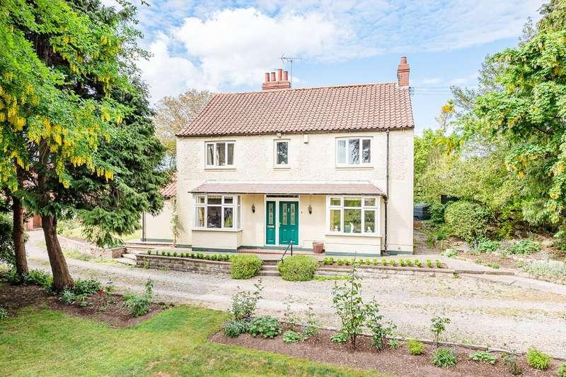5 Bedrooms Detached House for sale in Havendale, High Street, Swinton, Malton, YO17 6SL