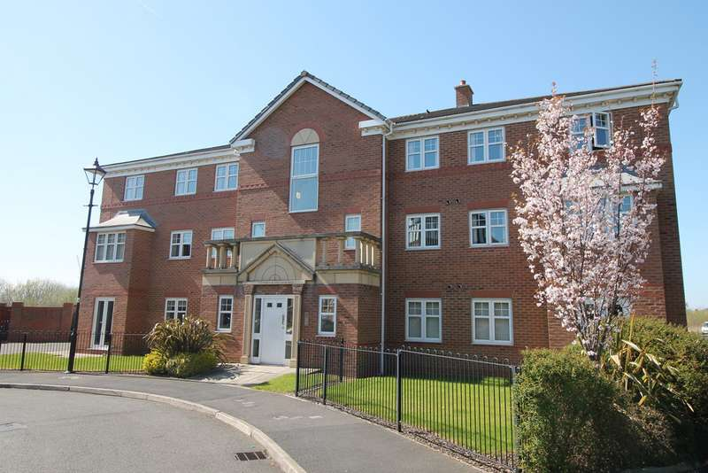 2 Bedrooms Apartment Flat for rent in Bellflower Close, Upton Rocks, Widnes WA8