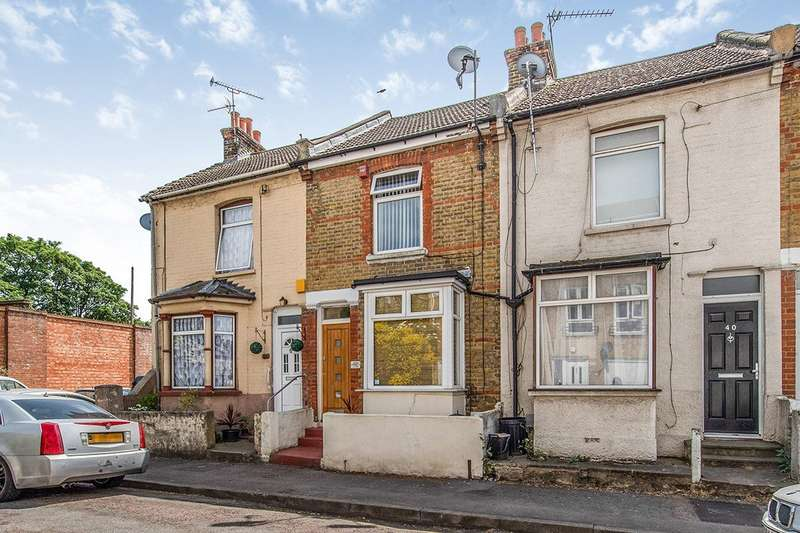 2 Bedrooms House for sale in Suffolk Road, Gravesend, Kent, DA12