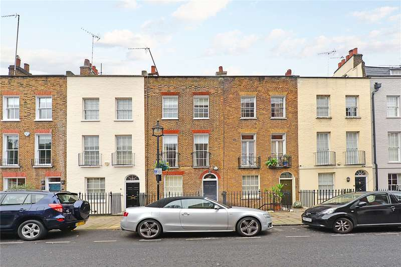 4 Bedrooms Terraced House for rent in Shouldham Street, London, W1H