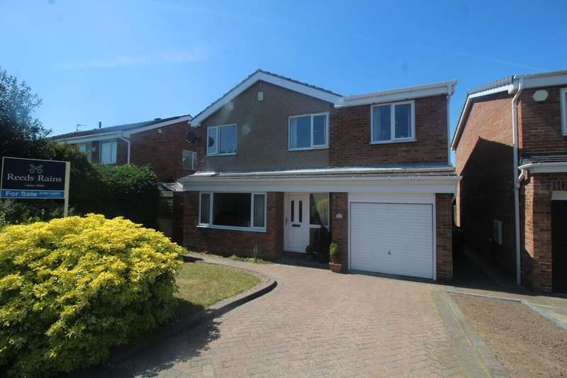 5 Bedrooms Detached House for sale in Torksey Close, Bessacarr, Doncaster, DN4
