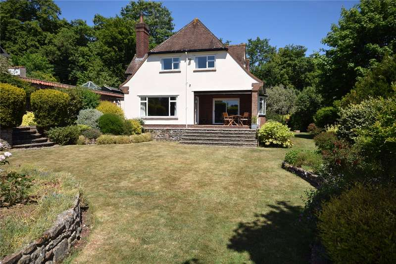 4 Bedrooms Detached House for sale in Milton Lane, Wells, Somerset, BA5