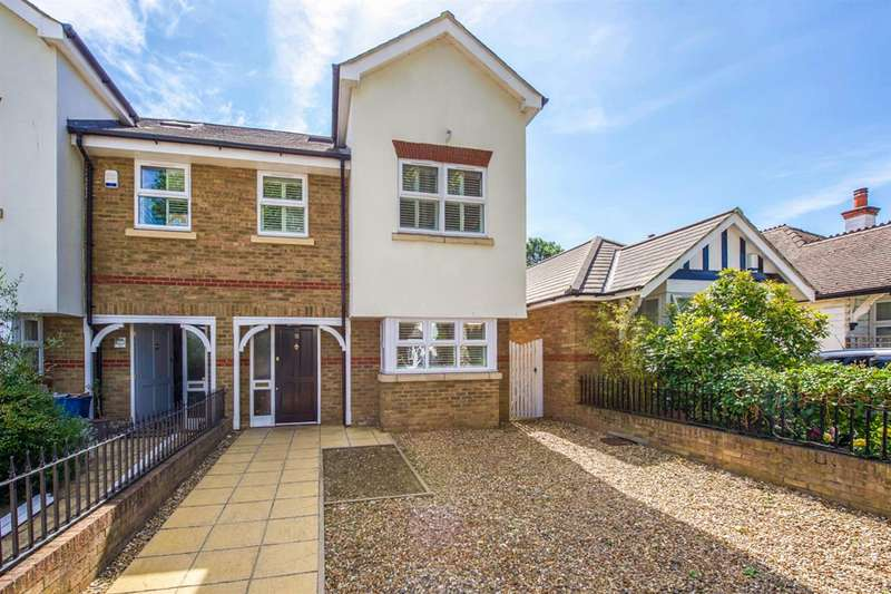 4 Bedrooms Semi Detached House for sale in Gloucester Road, Hampton
