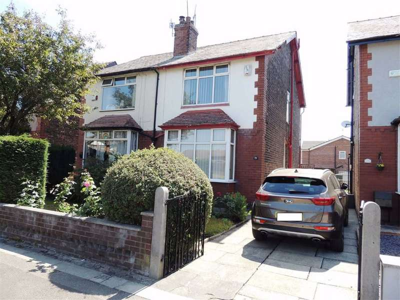 3 Bedrooms Semi Detached House for sale in Manchester Road, Audenshaw, Manchester