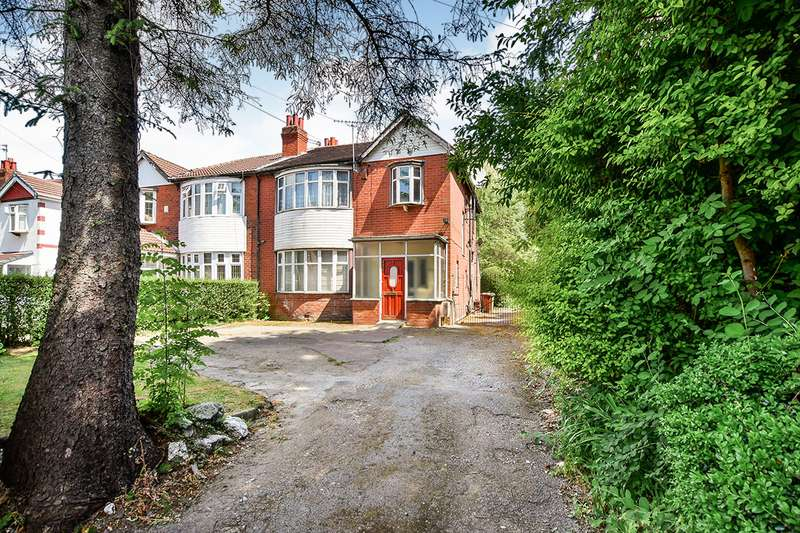 4 Bedrooms Semi Detached House for sale in Withington Road, Whalley Range, Greater Manchester, M16