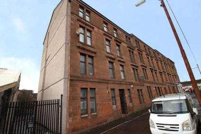 2 Bedrooms Flat for sale in Meadowwell Street, Shettleston