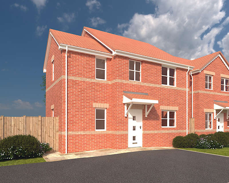 4 Bedrooms Detached House for sale in Firtree Court, Ferrybridge Road, Knottingley