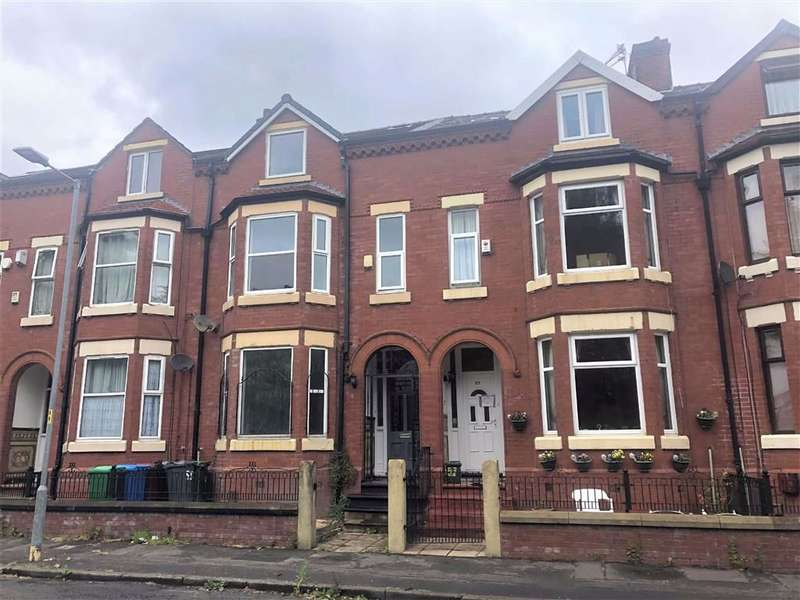 5 Bedrooms Terraced House for sale in Haworth Road, Manchester