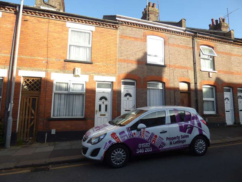 2 Bedrooms Terraced House for sale in Strathmore Avenue, Luton
