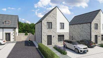 Detached House for sale in The Primary, Gartshore Road, Kirkintilloch, Glasgow