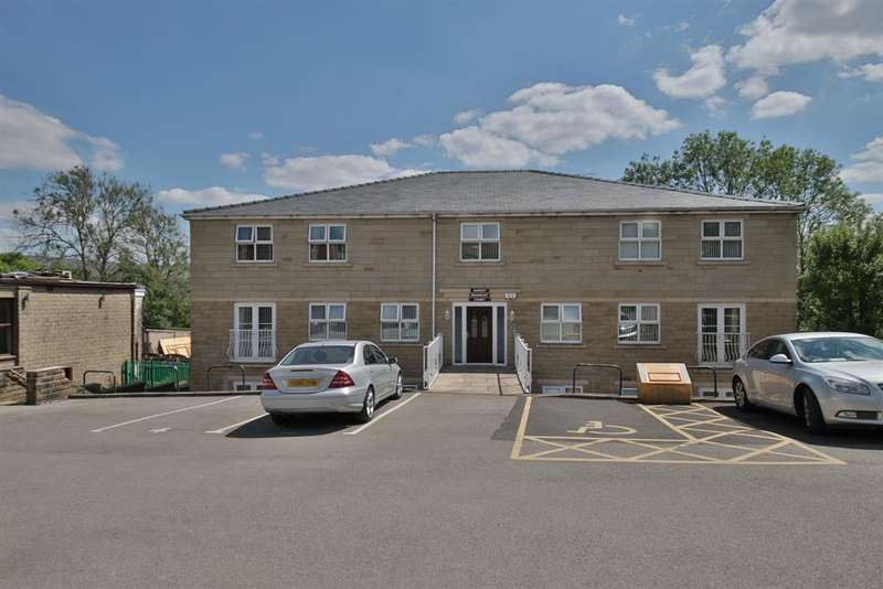 3 Bedrooms Penthouse Flat for sale in Ashley Dearnley Court, New Road, Littleborough, OL15 8QY