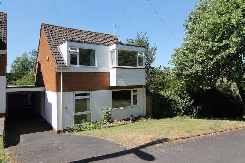 4 Bedrooms Detached House for sale in Burnt Oak Drive, Stourbridge, DY8