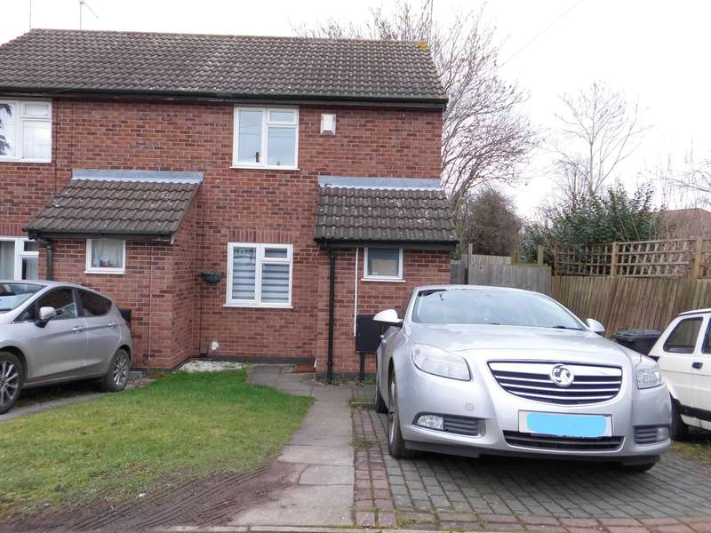 2 Bedrooms Property for sale in Caroline Court, Leicester, LE2