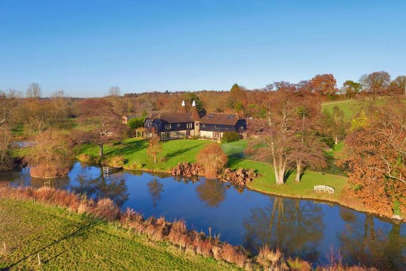 8 Bedrooms Detached House for sale in Etchingham, East Sussex