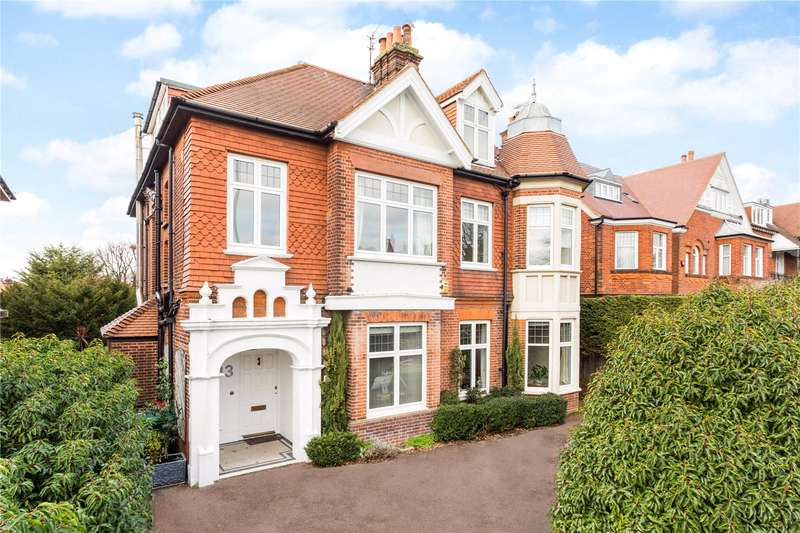 7 Bedrooms Detached House for sale in The Drive, Hove, East Sussex, BN3