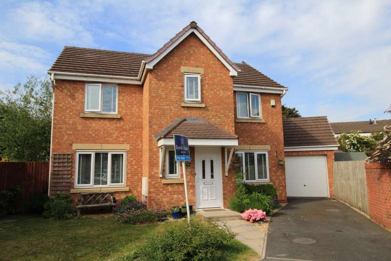 4 Bedrooms Detached House for sale in Leveret Court, Farington Moss, Leyland, Lancashire, PR26