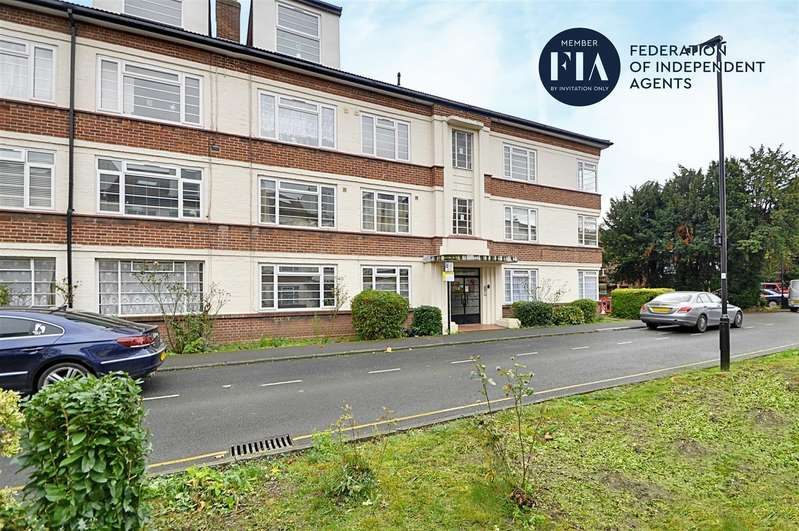 2 Bedrooms Apartment Flat for sale in Manor Vale, Brentford