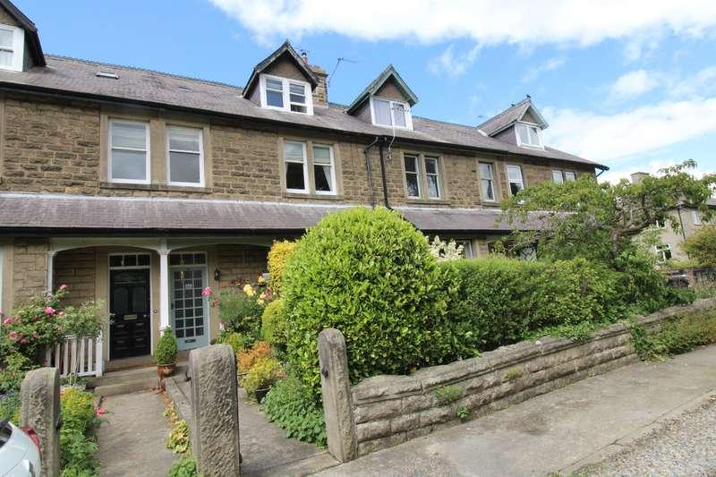5 Bedrooms Terraced House for sale in Rodney Terrace, Masham, Ripon, HG4 4JA