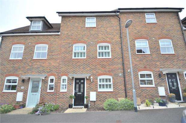 4 Bedrooms House for sale in Capercaillie Close, Bracknell, Berkshire