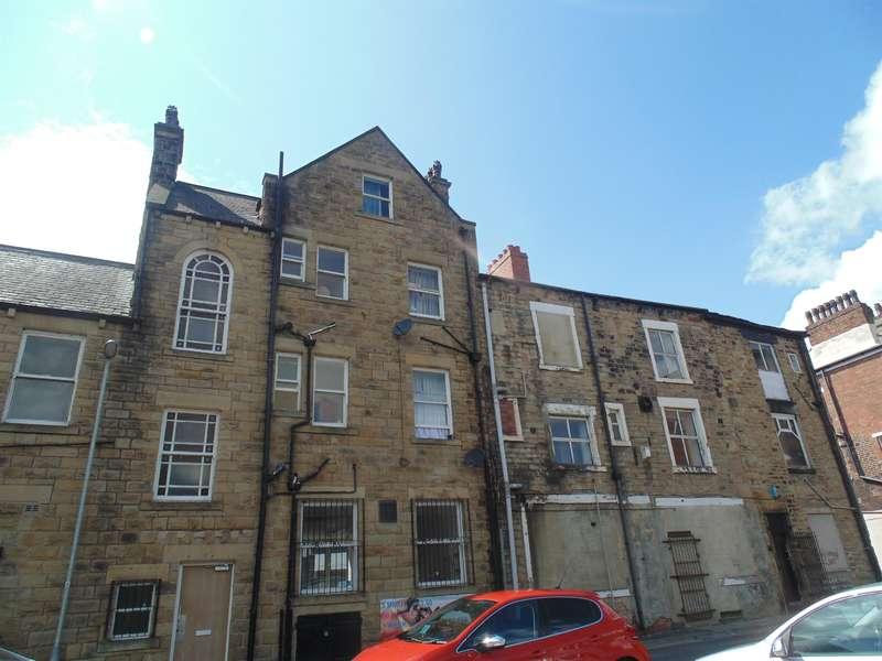 1 Bedroom Flat for rent in 7 Westgate, Little Saddle Hotel, Dewsbury, WF13 1JF