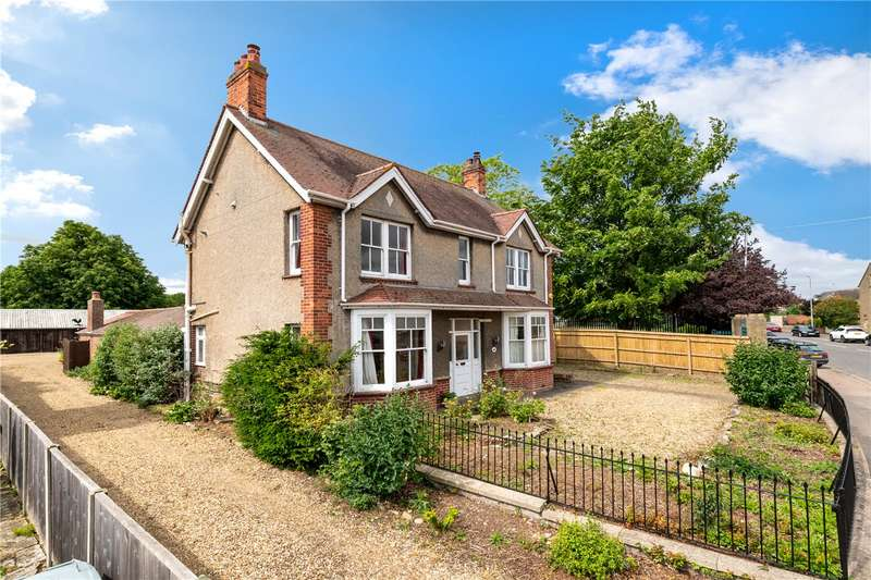 4 Bedrooms Detached House for sale in Abbey Road, Bourne, PE10