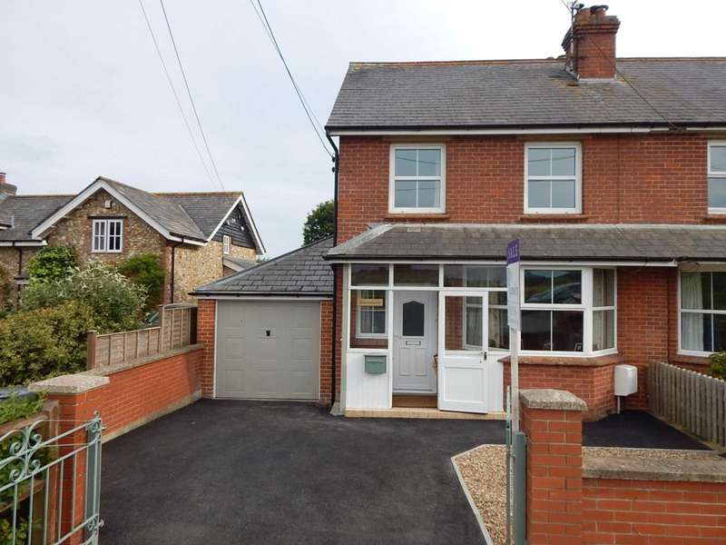 3 Bedrooms Semi Detached House for sale in Dolphin Street, Colyton, Devon
