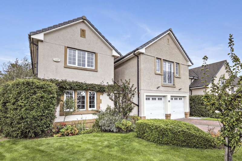5 Bedrooms Detached House for sale in 41 Alderston Gardens, Haddington, EH41 3RY