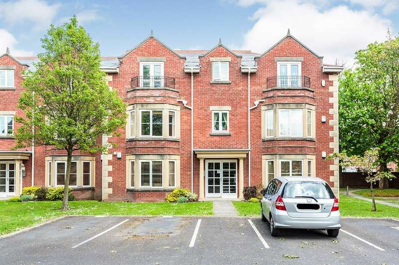 2 Bedrooms Apartment Flat for sale in The Elms, Whitegate Drive, Blackpool, Lancashire, FY3