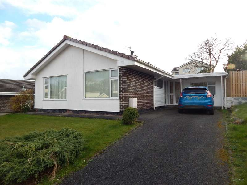 3 Bedrooms Detached Bungalow for sale in Ponc Y Fron, Llangefni, Anglesey, LL77