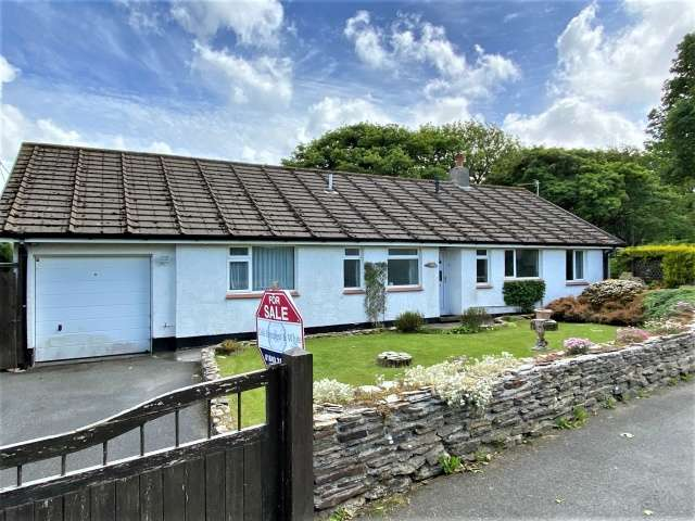 3 Bedrooms Bungalow for sale in Tremail, Davidstow
