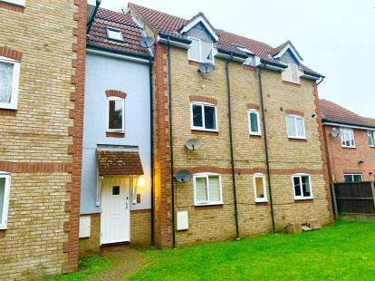 2 Bedrooms Flat for sale in Chadwell Heath, .