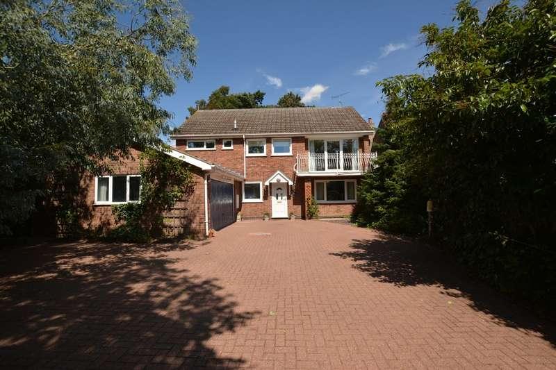 5 Bedrooms Detached House for sale in Station Road, Fiskerton