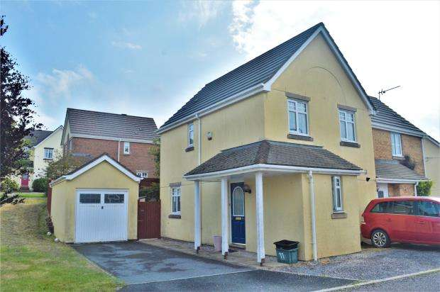 3 Bedrooms Semi Detached House for sale in Bullow View, Winkleigh, Devon