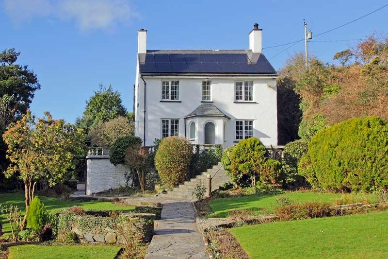 4 Bedrooms Detached House for sale in Morfa Bychan Road, Porthmadog, Gwynedd, LL49