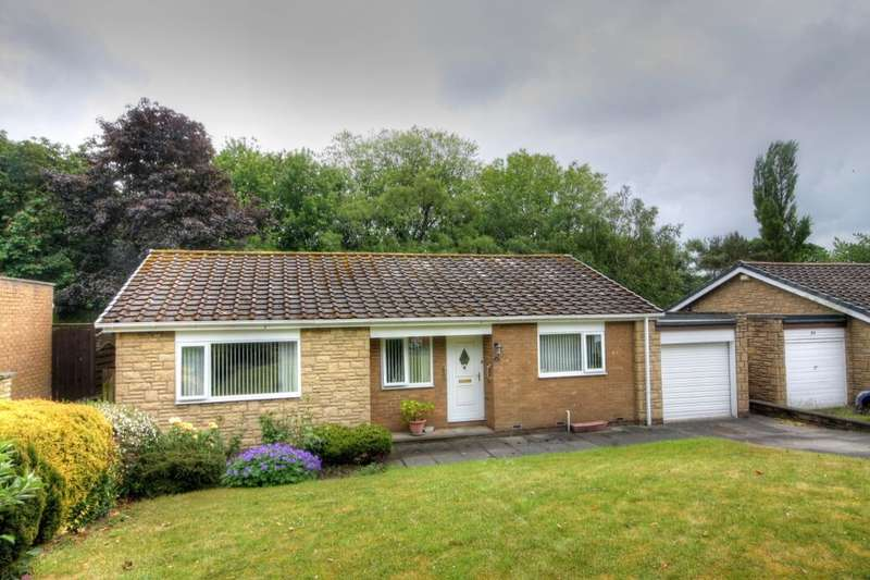 3 Bedrooms Detached Bungalow for sale in The Paddock, Walbottle, Newcastle Upon Tyne, NE15