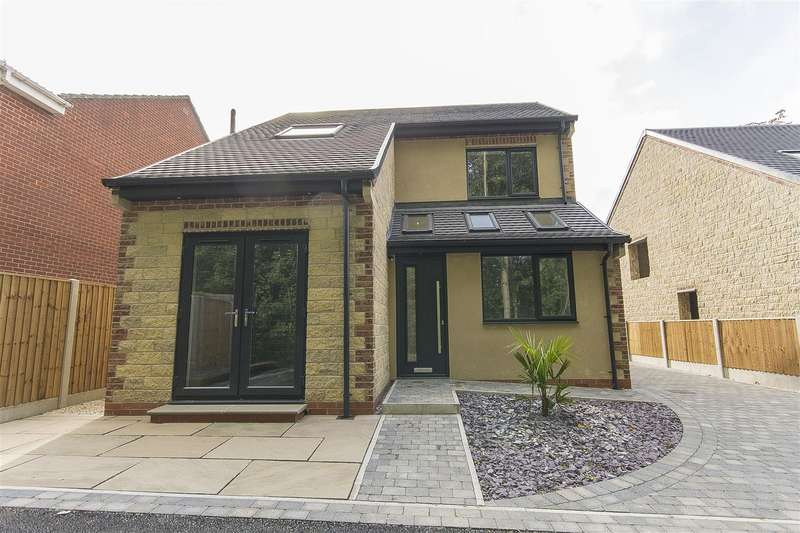 4 Bedrooms Property for sale in Station Road, North Wingfield, Chesterfield